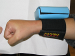 2005-06 project: Device to detect seizure activiy in children.