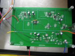 Aerial view of Amplification Circuit