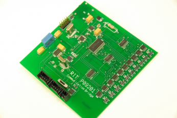 Our Communications Bridge PCB