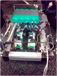 RP1 Gen2 Motor Controller (installed in platform)