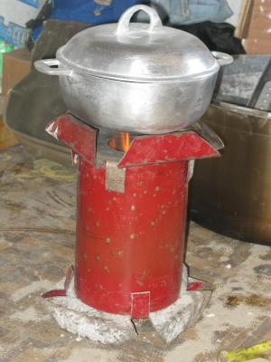 Traditional Cook Stove.