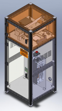 DLP Prototyping Machine