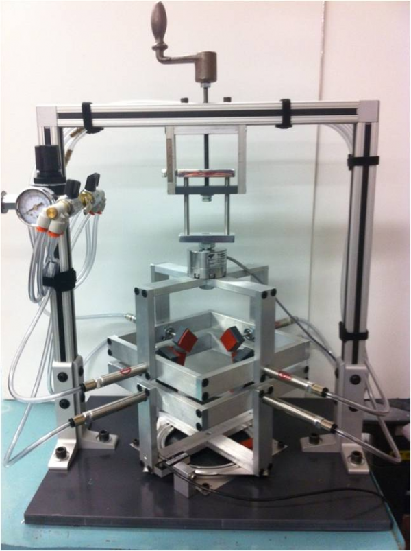 Photo of Test Rig