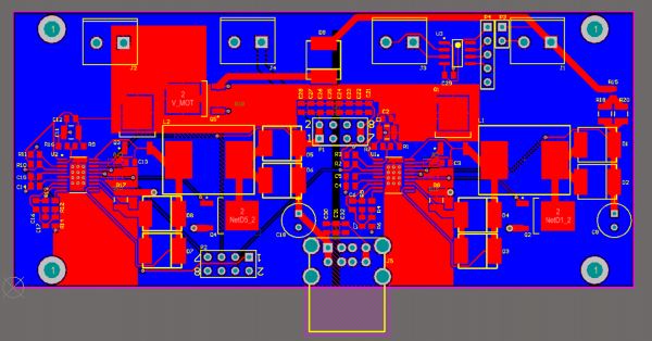 PCB Layout Artwork