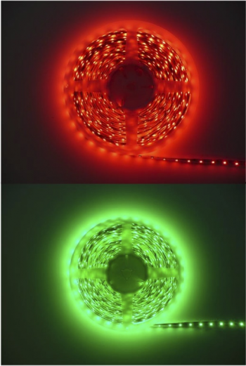 Indicator LEDs [Red & Green]