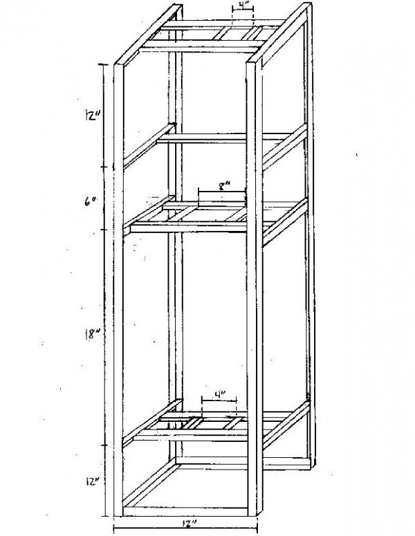 Sizing Assembly Drawing