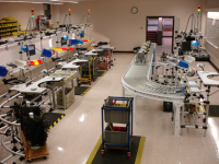 Toyota Production Systems Lab at the Rochester Institute of Technology