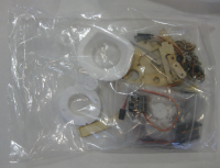 Bag of Hardware Components & Servos