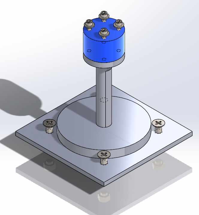 Load Cell Assembly : Edge