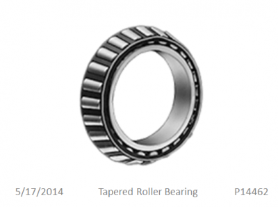 Tapered Roller Bearings from McMaster