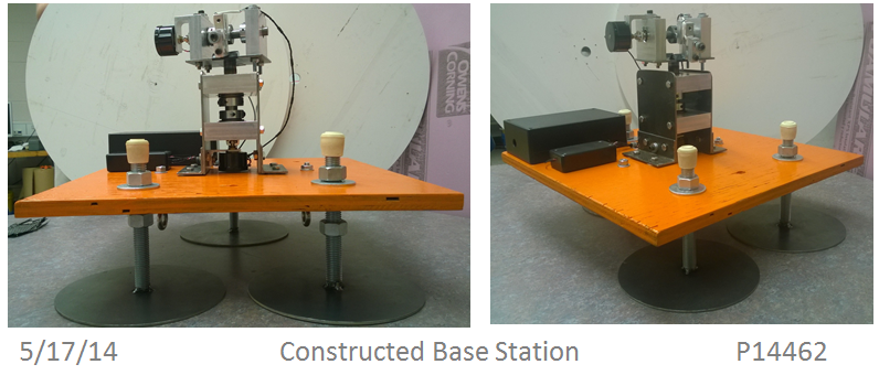 Final Base Station Constructed