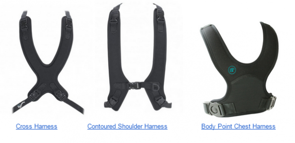 Top Harness Concepts