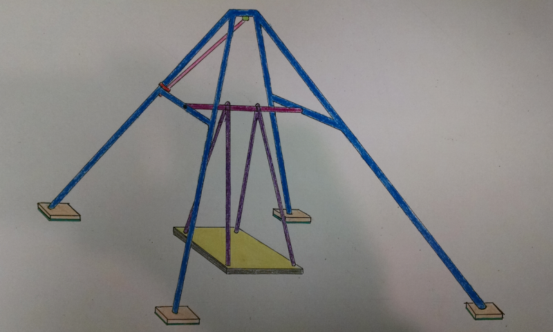 Final Concept Development: Wheelchair Swing 10/26/14
