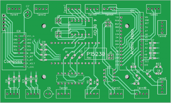 PCB 3D Preview