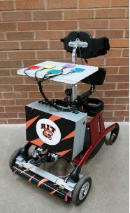 P15045: Motorized Pediatric Stander