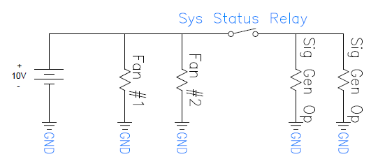 Electrical Fans/Op Amps