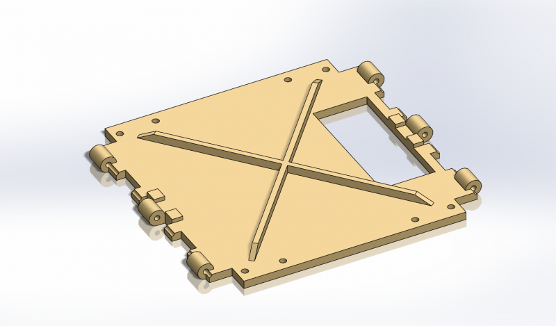 Top Plate Isometric View (12/2/15)