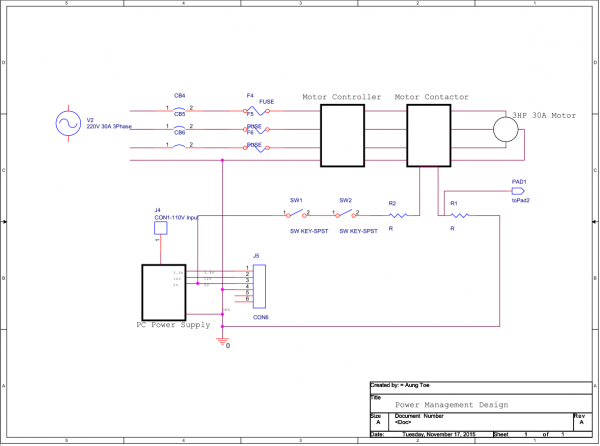 Power Management Design