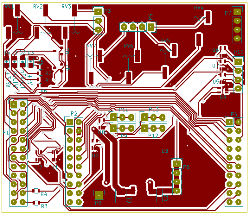 Motor Interface Board Image Capture 2