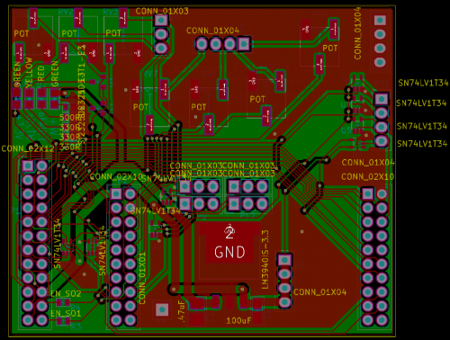 Motor Interface Board Image Capture 4