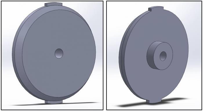 Front Adapter Plate