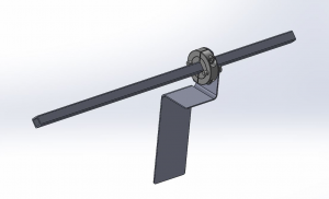 Guide pulley system