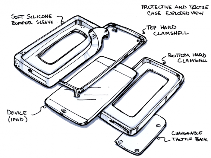 Finalized Case Drawing