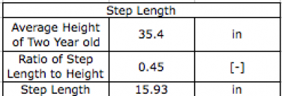 Step Length Feasibility Calculations