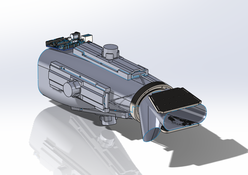 Image of our prototype model concept