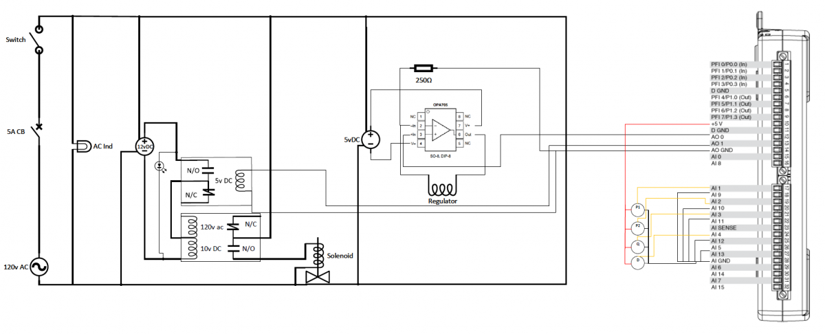 Overall Wiring Diagram