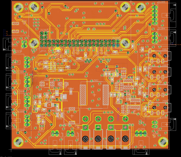 Custom PCB Layout