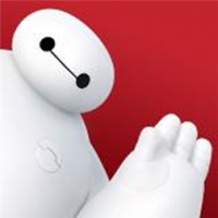 Baymax image is owned and copy write of Walt Disney motion picture studios