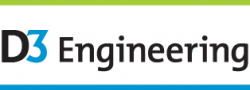 D3 Engineering Logo