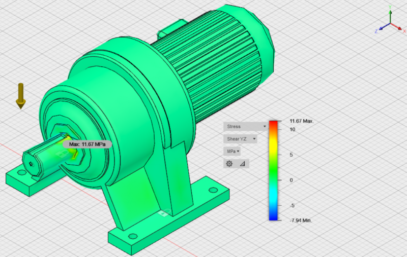 public/Detailed Design Documents/Latch_Sim_35N_Ambient_Shear_YZ_Motor.PNG