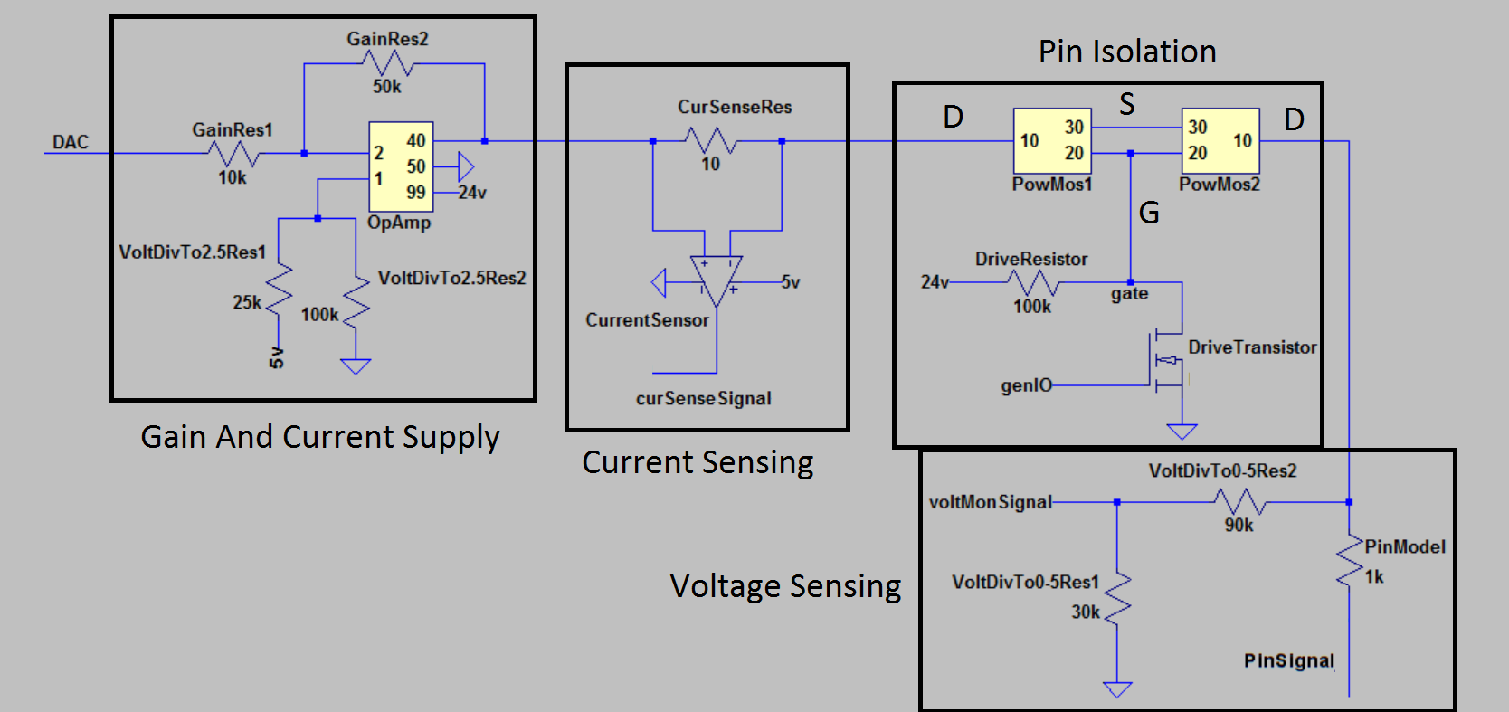 Edge Latching Continuity Tester Circuit Diagrams Schematics Electronic Top