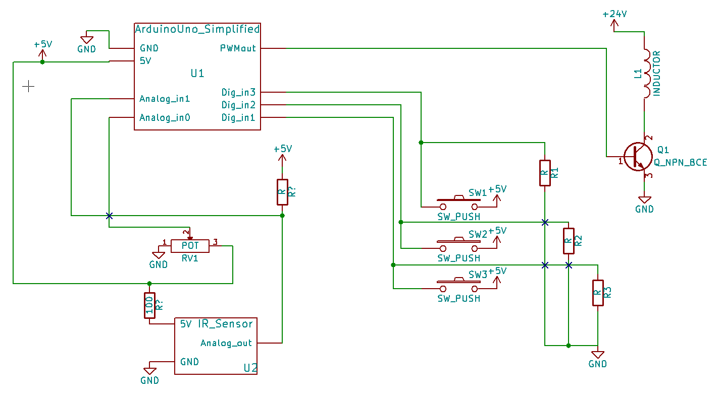Edge Wiring Schematic Test Alpha Prototype Electrical