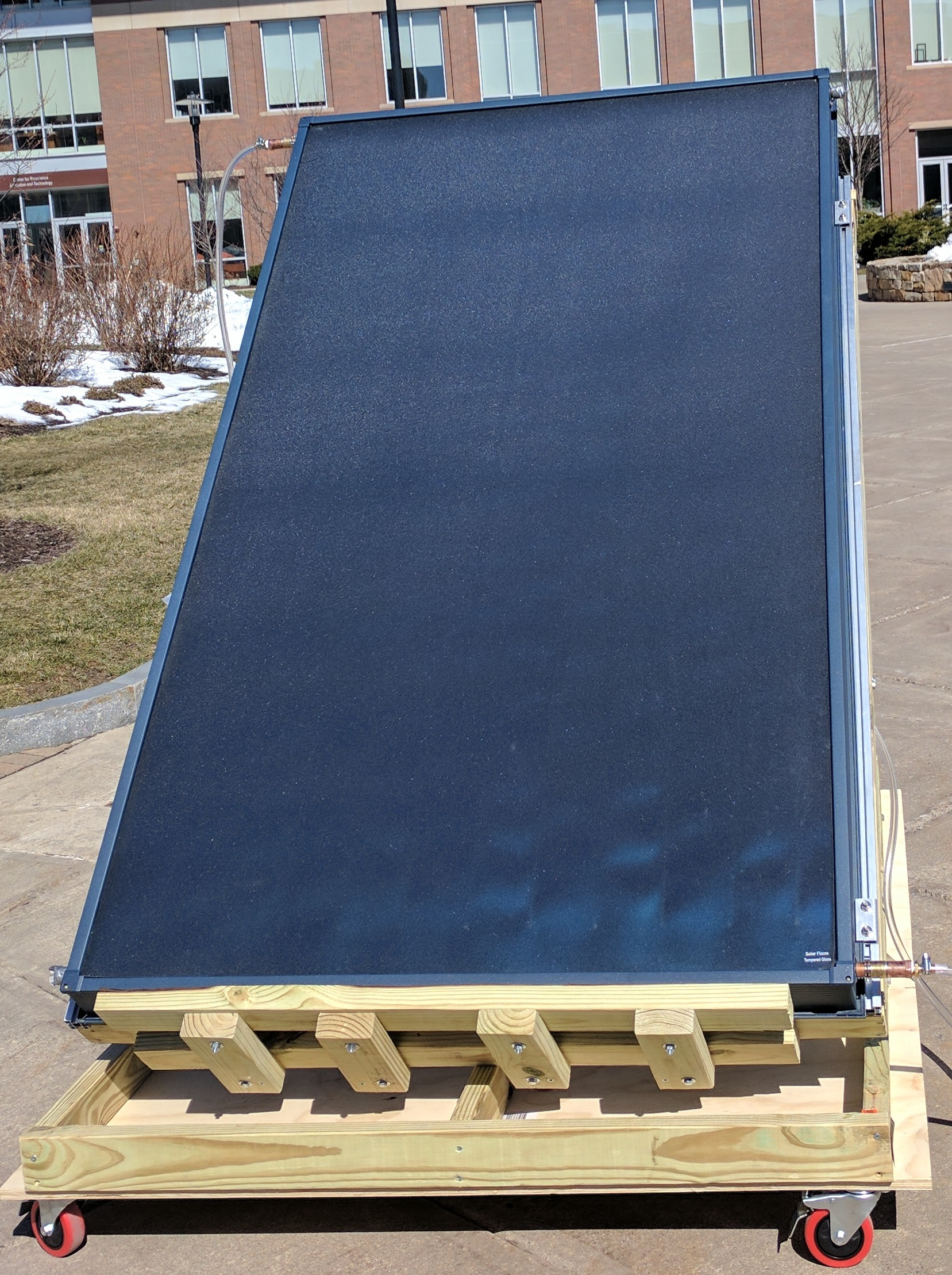 Solar Thermal Collector