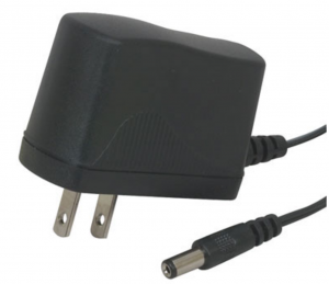 AC to DC Wall Adapter Choice: Jameco 252824