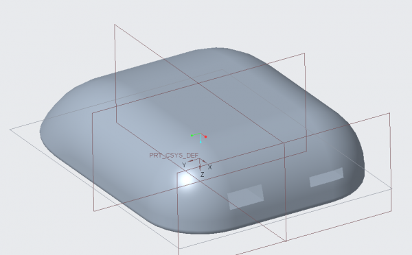 Protective Case CAD Design