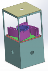 CAD Assembly of Prototype