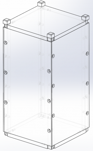 Version 3.0 of the Frame Design