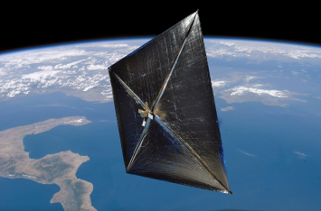 Lightsail (Photo Credit - Solar Tribute)