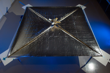 Nanosail D (Photo Credit - Planetary Society)