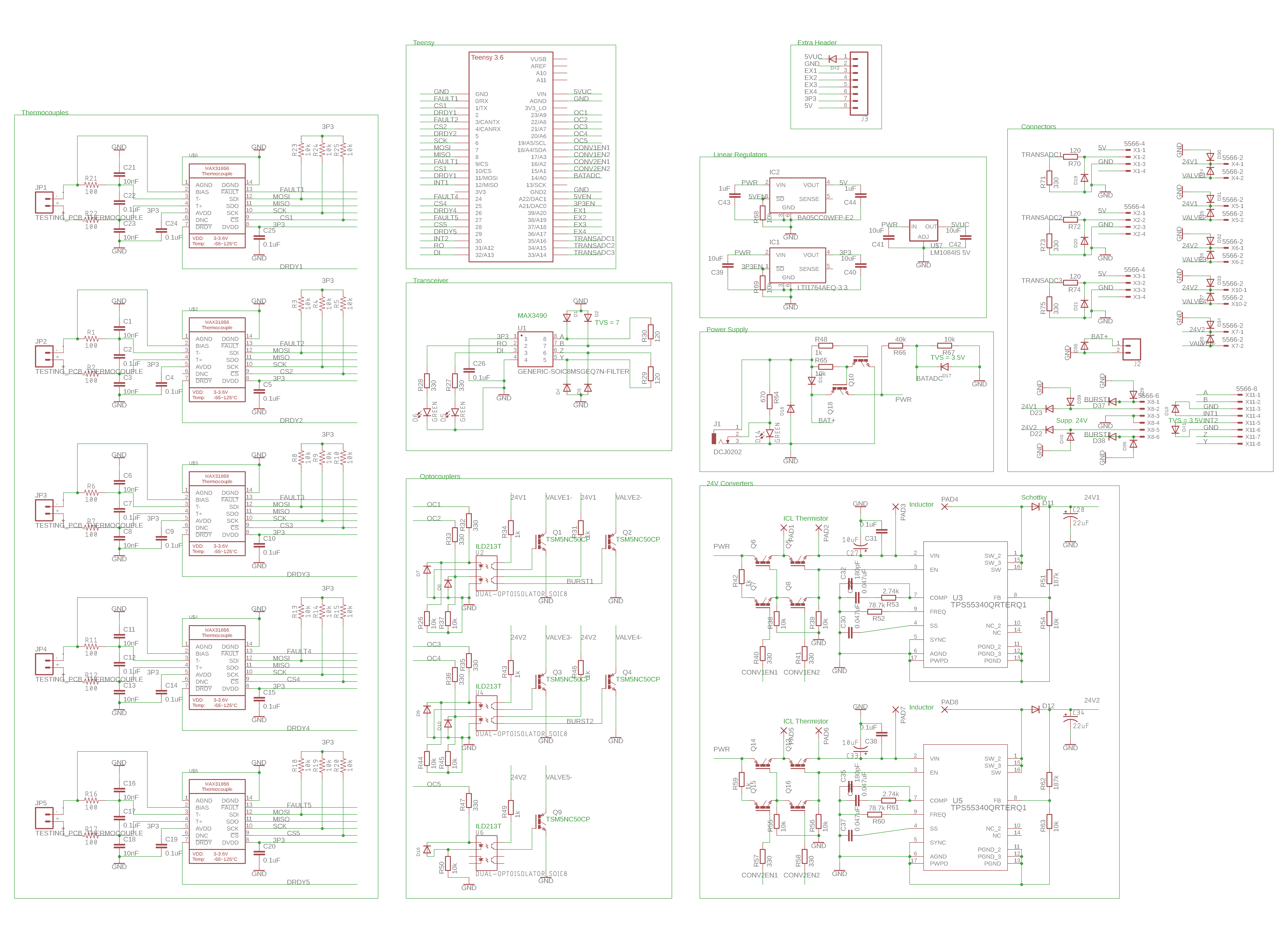 Edge Circuit Electronic Pyro Igniter System Projects Initial Pcb Schematic Full