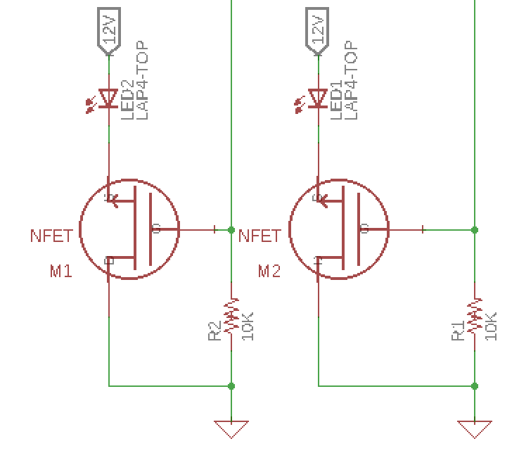 Light schematic