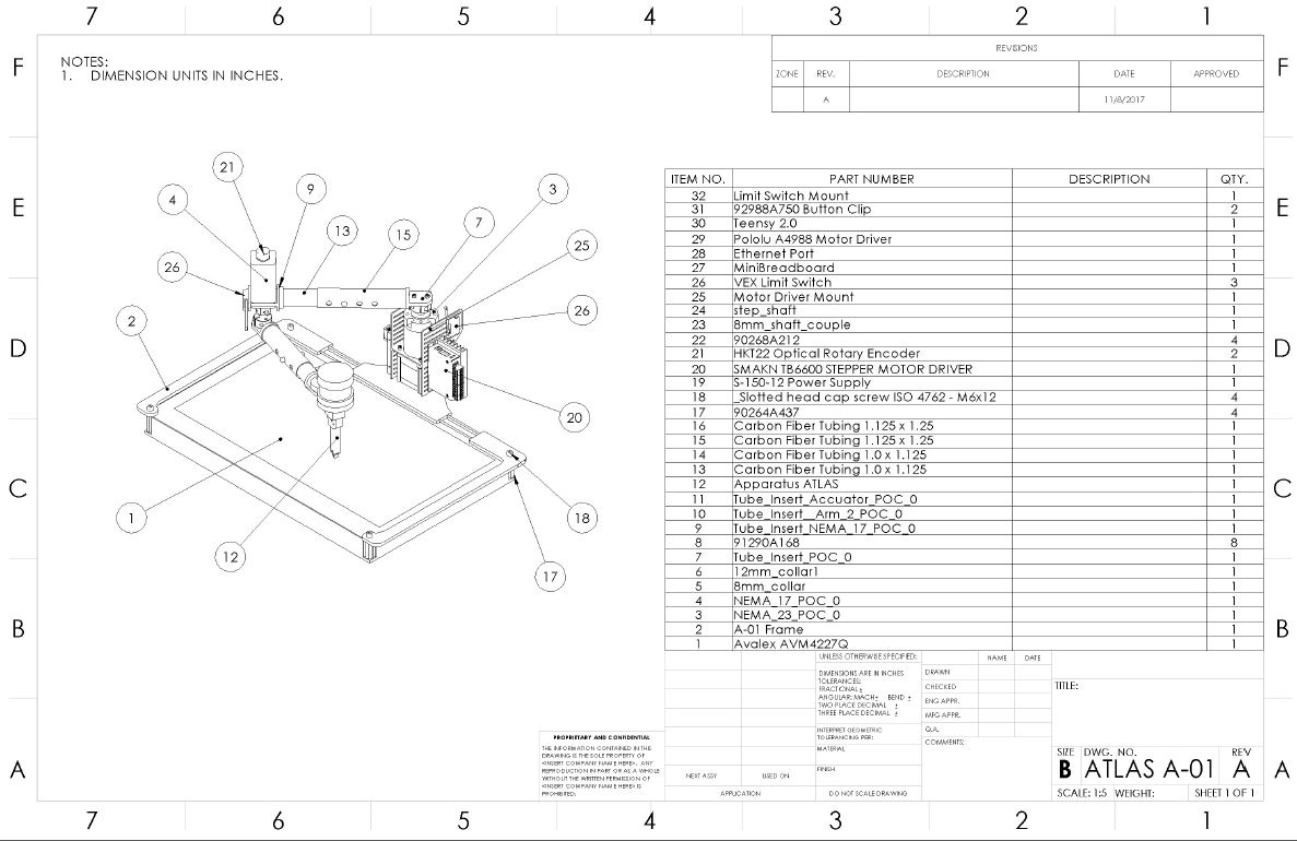 Edge Kyle Wiring Diagram A 01 Assembly Drawing