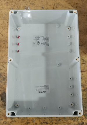 Enclosure Tabs After