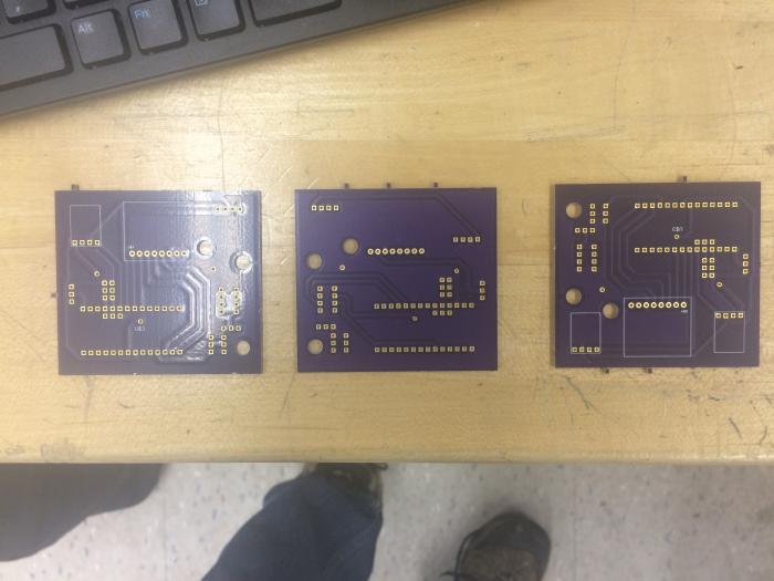 Double Sided PCB's from OSH Park