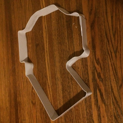 Cookie Cutter Positioner