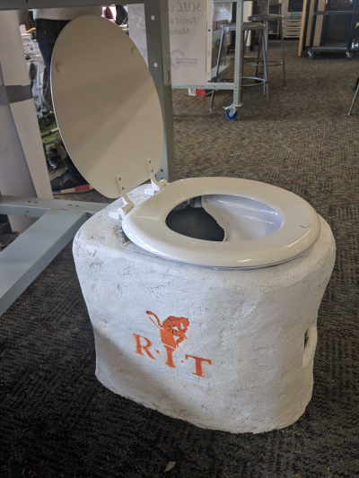 Toilet Prototype